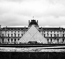 musee d louvre by richard1971