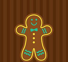 Gingerbread Glace by XOOXOO