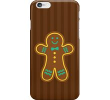 Gingerbread Glace iPhone Case/Skin