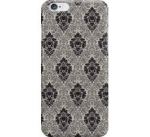 Damask pattern iPhone Case/Skin