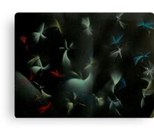 Insects in the Light Canvas Print