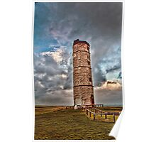 The Old Lighthouse, Flamborough Poster