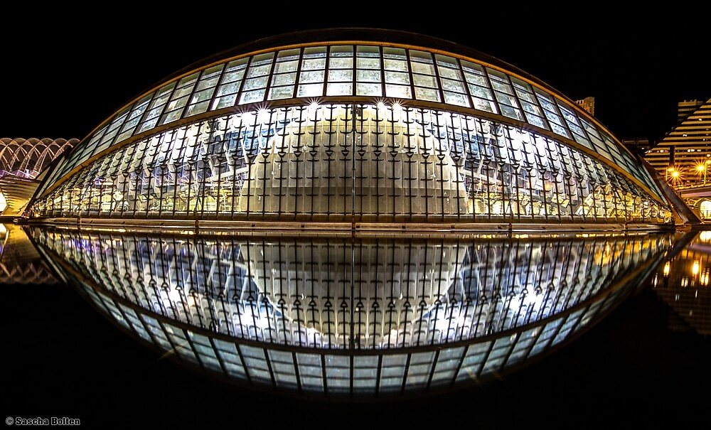 Hemisferic Valencia by SaschaBolten