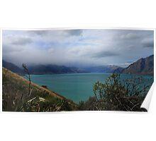 """ Lake Wakatipu "" Poster"