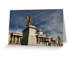 The Fourth Plinth Greeting Card