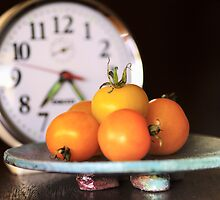 It's Yellow Tomato Time by Clare Colins