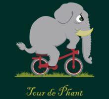Tour de Phant T-Shirt