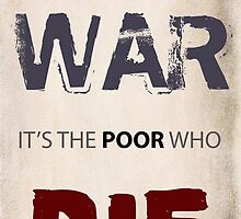 WHEN THE RICH WAGE WAR by Adam Asar