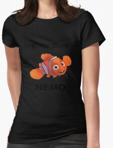 Storm Nemo Womens Fitted T-Shirt