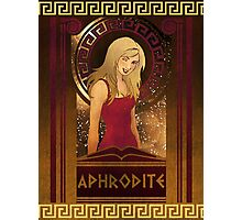 Olympia Heights: Aphrodite Photographic Print