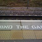 Mind The Gap by LADeville