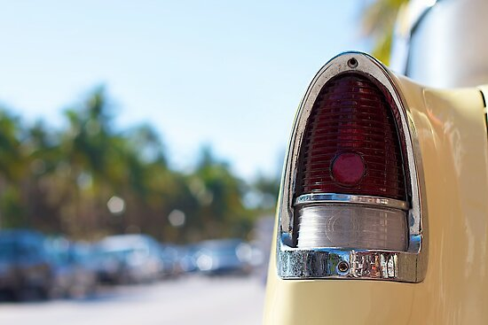 Bel Air Tail Light by fernblacker