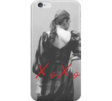 Beauty Is Back Breaking iPhone Case/Skin