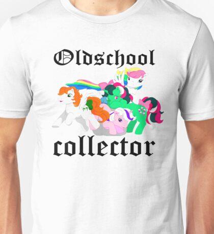 Old school collector MLP Unisex T-Shirt