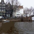 Amsterdam Canal Cruise by Lorren Stewart
