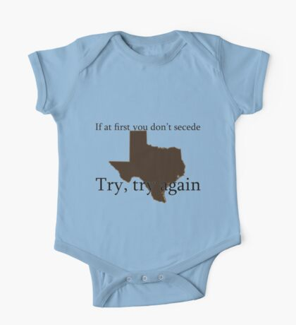 Secession - Texas Tee One Piece - Short Sleeve