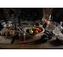 The Corley kitchen Photographic Print