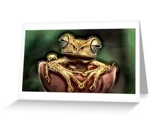 Wild nature - reptile #3 Greeting Card