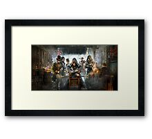 Assassin's creed syndicate  Framed Print