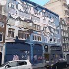 Street Art in Amsterdam by Lorren Stewart