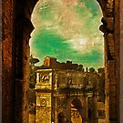 Arch of Constantine by LaRoach