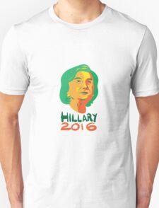 Hillary Clinton 2016 President Unisex T-Shirt