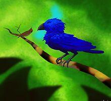 Blue by AbelWalker