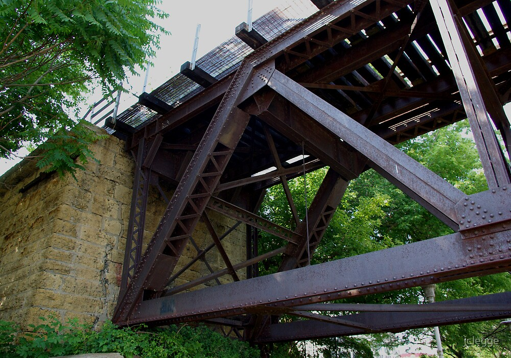 BRIDGE ABUTMENT by jclegge
