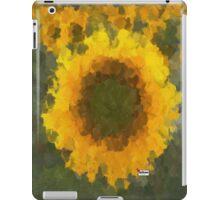 SUNFLOWERS iPad Case/Skin