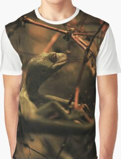Gecko Graphic T-Shirt