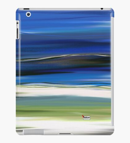 ICE LANDSCAPE iPad Case/Skin