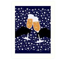 TFIOS: Tasting the Stars Art Print