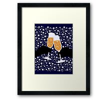 TFIOS: Tasting the Stars Framed Print