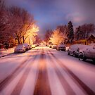 High St. Snow by anorth7