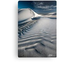 Dune Drifts Metal Print
