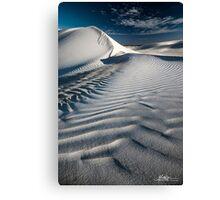 Dune Drifts Canvas Print