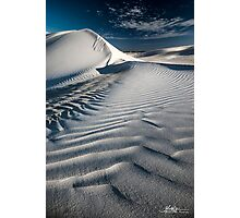Dune Drifts Photographic Print
