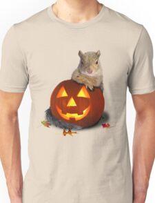 Halloween Squirrel Unisex T-Shirt