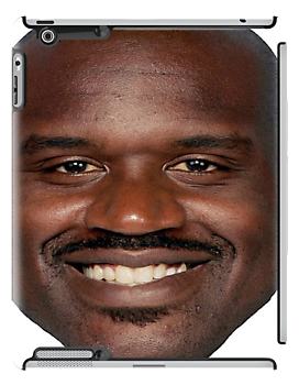 "Shaquille O'Neal - ""What a head"" by borg"