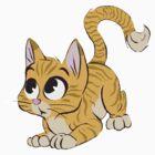 Ginger Cat by davuu