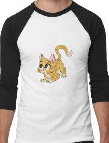Ginger Cat Men's Baseball ¾ T-Shirt