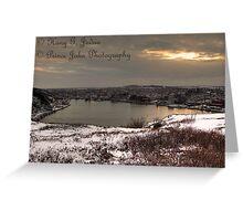St. John's Harbour © Greeting Card