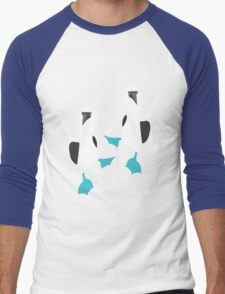 Blue Footed BOOBIES!!!! Men's Baseball ¾ T-Shirt