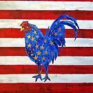 Cluck-a-doodle Dandy by Susan Greenwood Lindsay