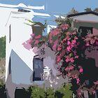 Florals in Bodrum by Lorren Stewart