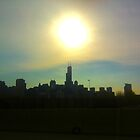 Chicago Skyline by shoshgoodman