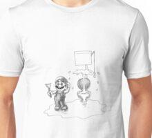 Plumber? Unisex T-Shirt