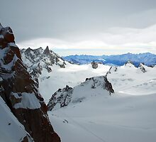 French Alpes by geophotographic