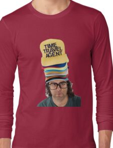 30 Rock 'Frank The Hat Guy' Long Sleeve T-Shirt