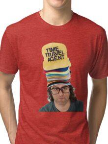 30 Rock 'Frank The Hat Guy' Tri-blend T-Shirt